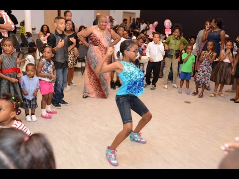 Dance Competition at A African Nigerian First Birthday Party thumbnail