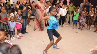 Dance Competition at A African Nigerian First Birthday Party | Forever Video Photo