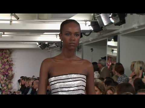 Oscar de La Renta | Spring Summer 2015 Full Fashion Show | Exclusive