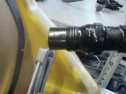 Замена распылителя дизельной форсунки своими руками 44