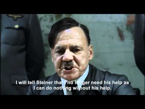 Hitler plans to do nothing
