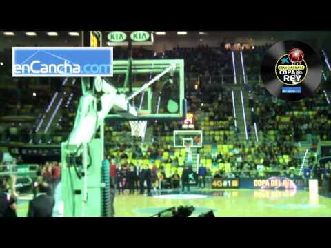 Presentaciones Final Copa del Rey 2015 - 22/02/2015