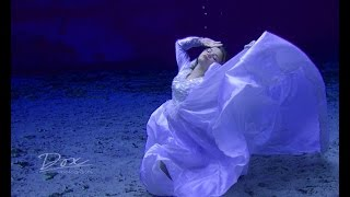 Underwater Wedding Dress Shoot with Victoria