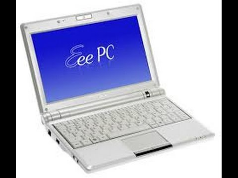 Asus EEE PC 900 Review Using it on 2017. By El Chino