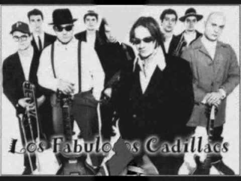 Los Fabulosos Cadillacs - Por Ese Palpitar