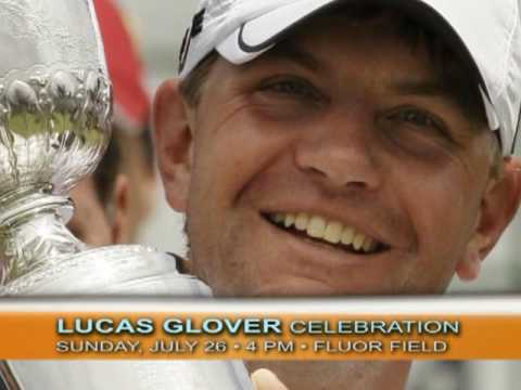 Lucas Glover Celebration Video