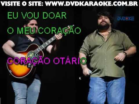 César Menotti & Fabiano   Eu Vou Doar Meu Coração