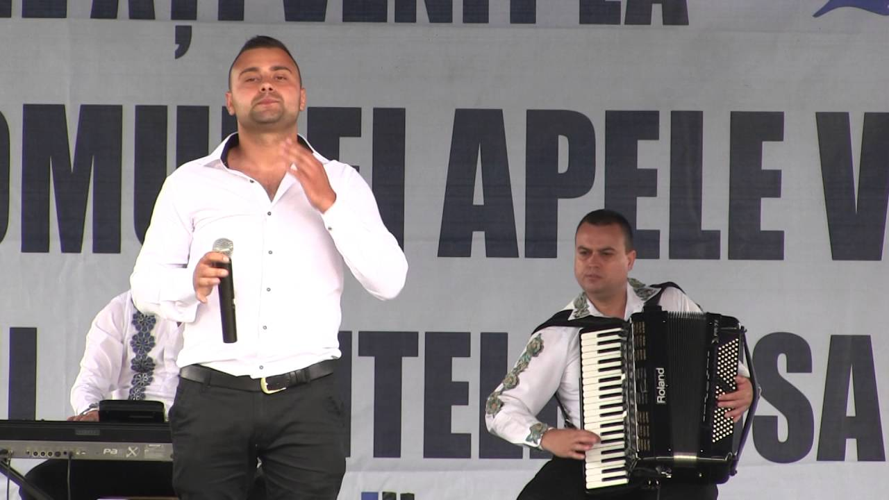 Bebita Barbuceanu - Ziua com. Apele-Vii Colaj Live de muzica de petrecere 2016 Partea II