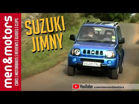 Suzuki Jimny (1998) Review