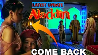 Everyone Comes Back | Aladdin Naam Tho Suna Hoga | Aladdin Upcoming  Ep. 261, | 16 Aug