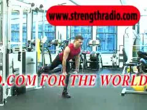 Single leg Dumbbell Romanian Deadlift Image 1