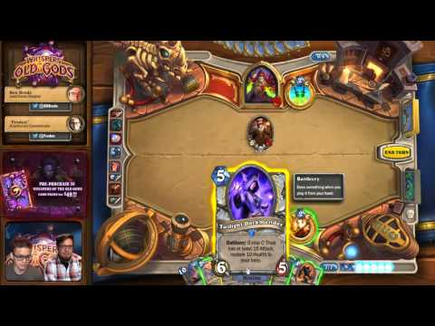 Whispers of the Old Gods Live Stream