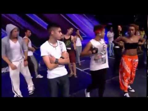 One Direction - Bootcamp - The X Factor 2010