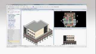 Bentley AECOsim and Sigma cost estimation integrated -- 3D to 5D BIM