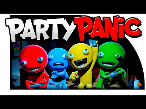 УГАР ДО БОЛИ! - УБИЙЦА Gang Beasts! - Party Panic!