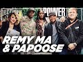 """Remy Ma & Papoose Talk Ongoing Pregnancy & New Single """"The Golden Child"""""""