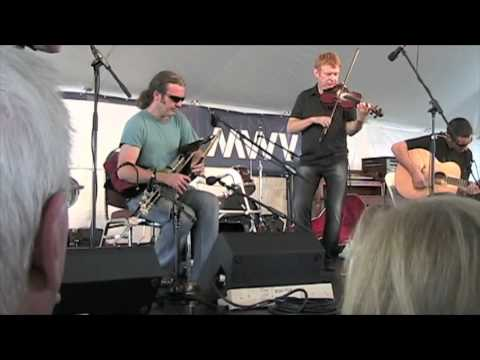 Lunasa - Snowball - Cillian Vallely, Sean Smyth - Richmond Folk Festival 2010