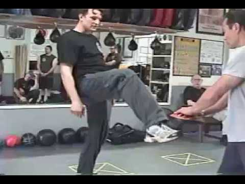 Jeet Kune Do Scoop Kick Image 1