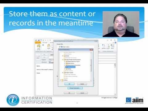 What and When to Manage Email Part 1