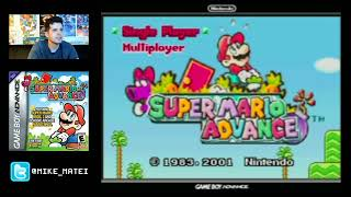 Super Mario Advance (Game Boy Advance 2001) TOAD ONLY