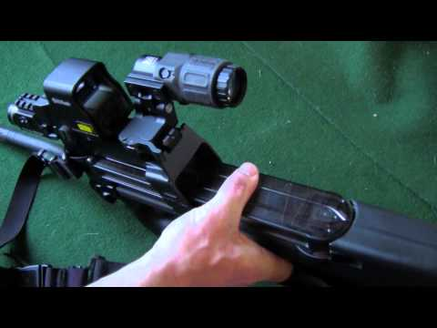 EOTech G33 & XPS2-2 Review