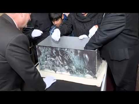 Alberta Legislature Building Centennial - 1912 Time Capsule