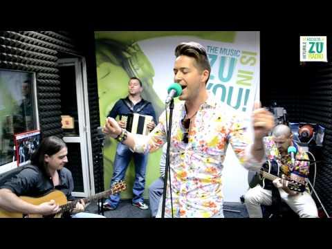 Jorge si Pavel Stratan - Geamantan (Live la Radio ZU)
