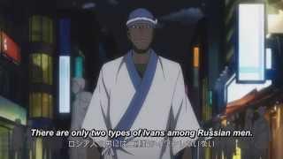 Durarara x2 Shou Scene - The Two Types Of Ivan's[Eng Sub]