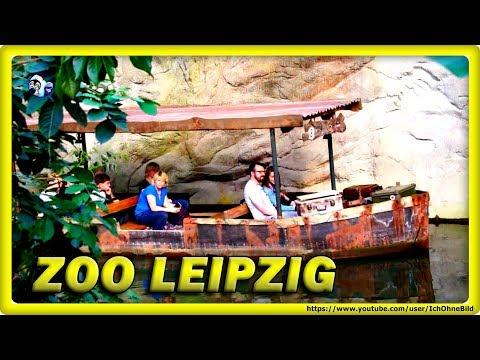 WITH BOAT • GONDWANALAND • ZOO LEIPZIG