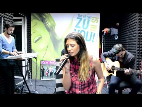 Antonia - Stay Shi Diamonds (Cover Rihanna) (Live @ Radio ZU, 2013)