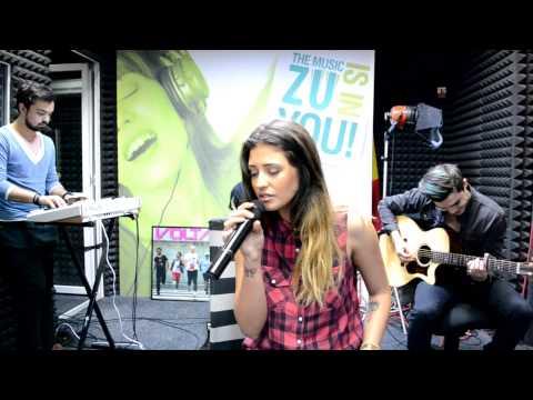 Antonia - Stay si Diamonds (Cover Rihanna - Live la Radio ZU)