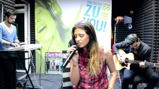 Antonia - Stay si Diamonds (Cover Rihanna - Live la Radio ZU)
