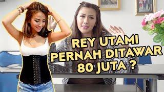 REY UTAMI PERNAH DITAWAR 80 JUTA