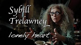 Sybill Trelawney, lonely heart