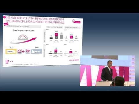 Niek-Jan van Damme (CEO Germany) - Deutsche Telekom Capital Markets Day 2012