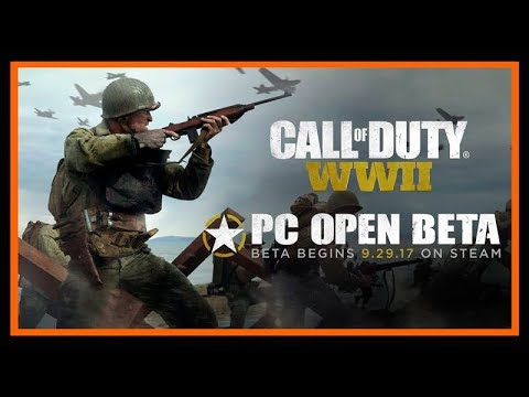 Call of Duty WWII - PC Open Beta Pré Download