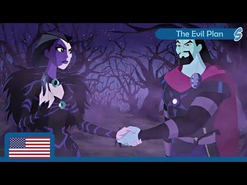 DC Super Hero Girls (Clip) | The Evil Plan | Hero of the Year
