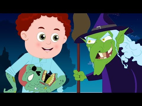 Trick Or Treat   Schoolies   Nursery Rhymes   Songs Collection For Children By Kids Channel