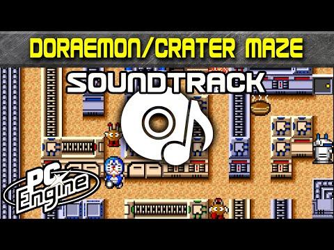 PC Engine Music: Doraemon & Cratermaze (complete soundtrack)