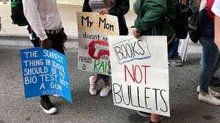 Tampa March For Our Lives students urging lawmakers not to arm teachers