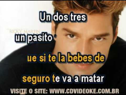 Ricky Martin   Un Dos Tres Maria