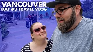 Vancouver Trip Day 3 :: Aquarium, JapaDog, Dumplings and MORE!