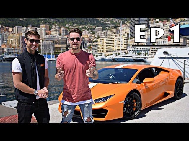 MY DREAM CAR BUCKET LIST | MONACO | Ep 1