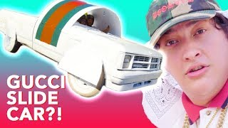 Gucci Flip Flop Truck | Cheap Thrills BOOSTED | Tatered