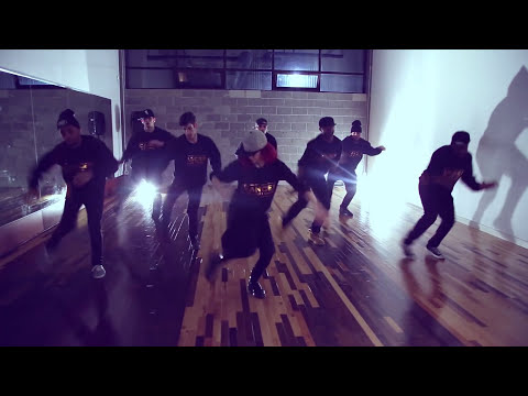 Chris Brown - Love More ft Nicki Minaj Choreography by Andy Michel
