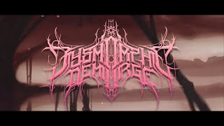 DYSMORPHIC DEMIURGE - OBLIVION PROTOCOL: AXION [OFFICIAL LYRIC VIDEO] (2020) SW EXCLUSIVE