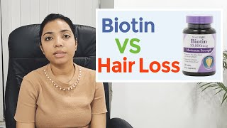 BIOTIN Hair Growth Tablets || Does BIOTIN really work for HAIR GROWTH? || Truth about BIOTIN Tablets