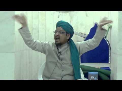 Gustakh e Rasool Ki Pahchan part 6 at masjid e zubaida by mufti naiyer azam ashrafi