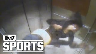 Ray Rice Knocked Out Fiancee - FULL VIDEO
