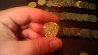 Монеты викингов..